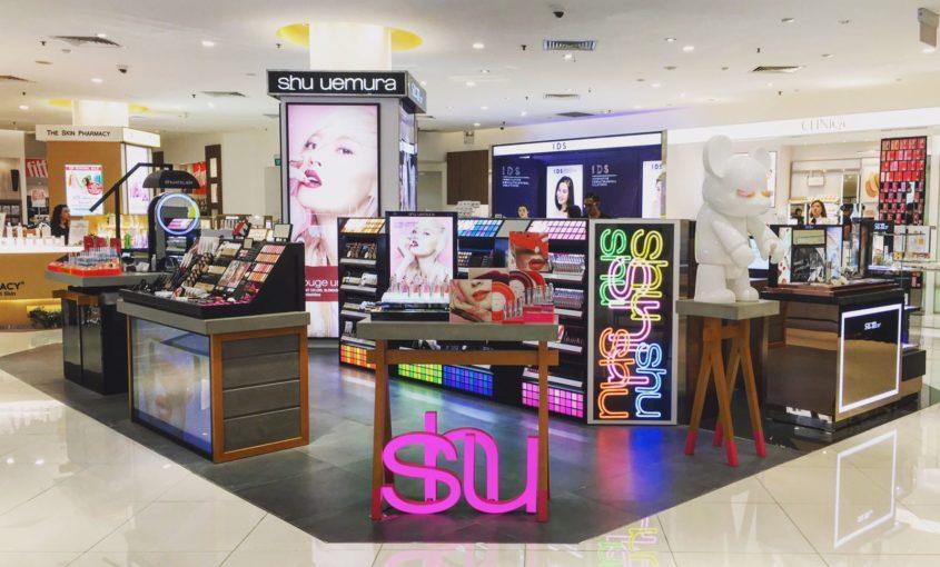 Shu Uemura iSetan Tampines Mall