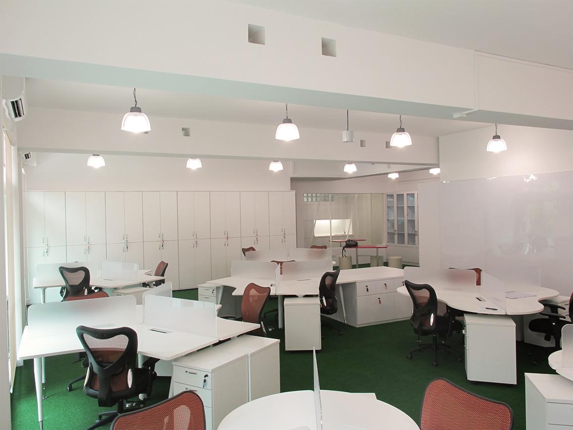 Teacher's Office @ Nanyang Girls' High School